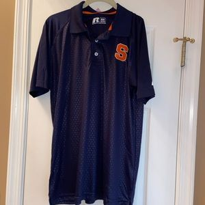 Russell Syracuse polo size Medium